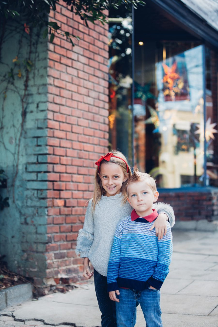 Asheville Downtown Portrait Session