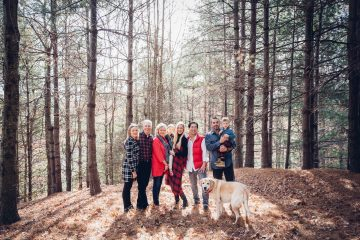 Biltmore Estate Senior Photography Session