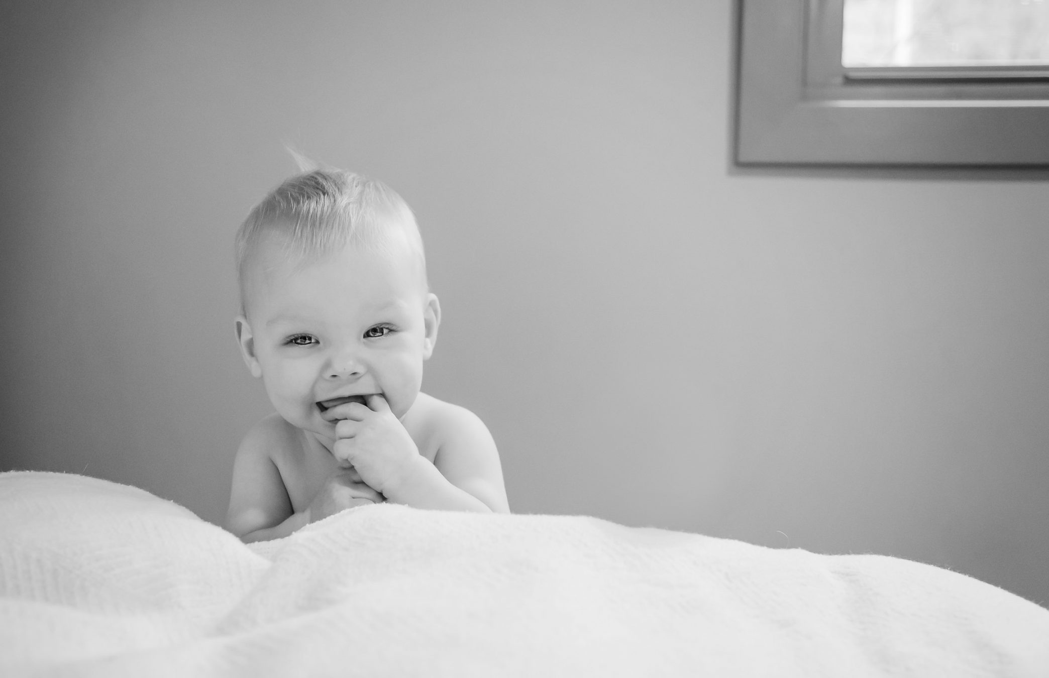 Asheville Newborn Lifestyle Photography