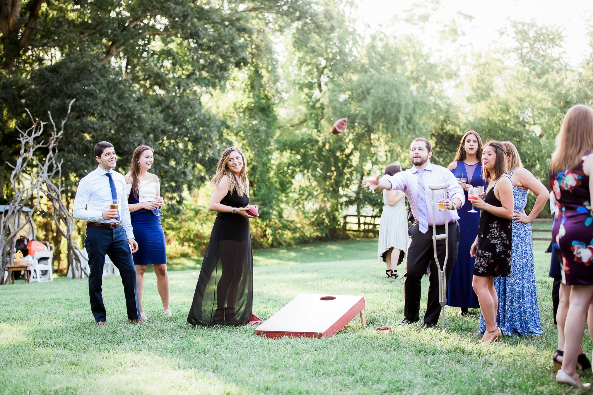 The Farm Wedding Photography
