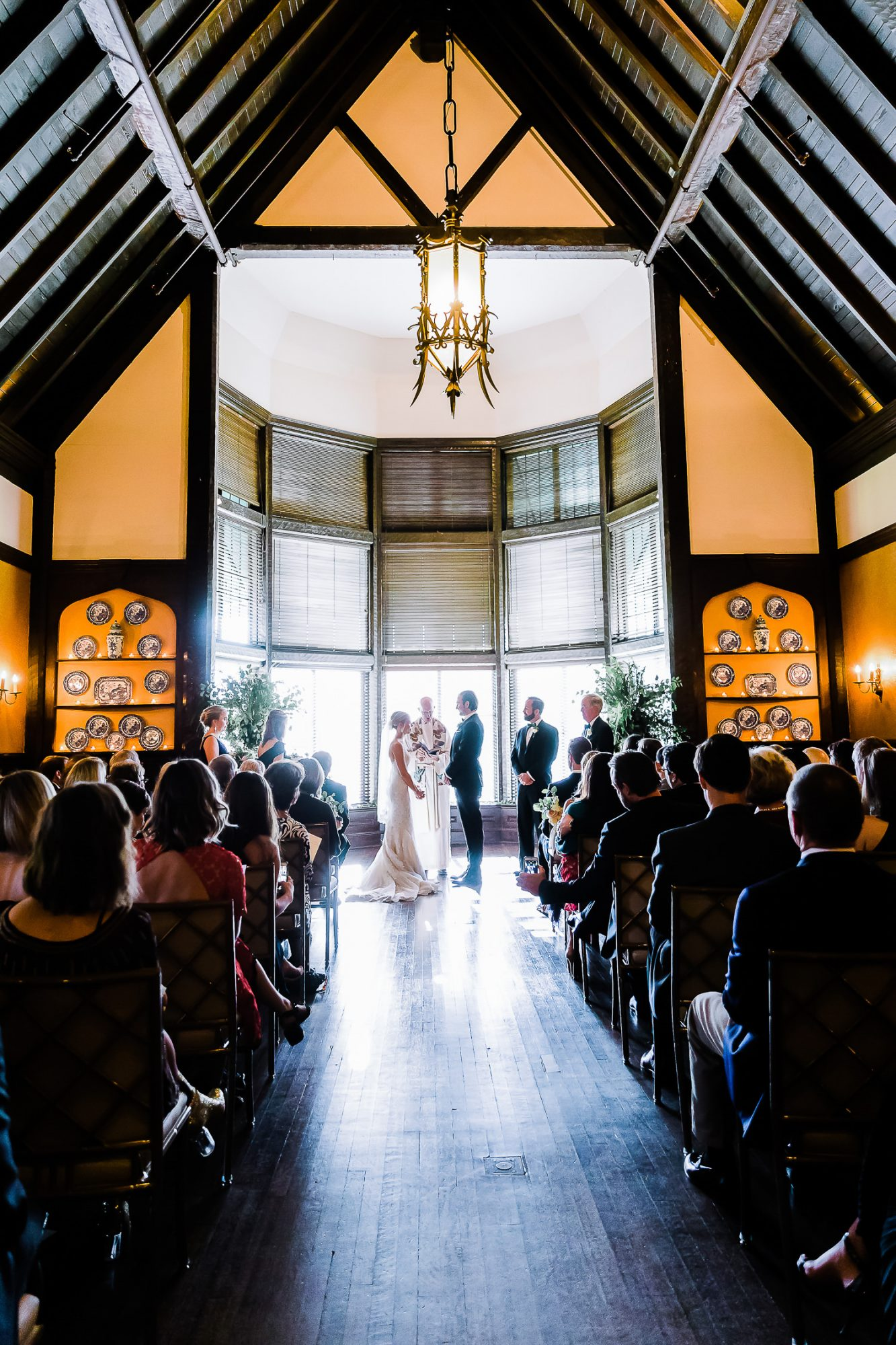 Biltmore Forest Country Club Wedding